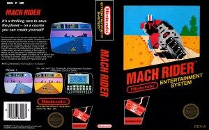 Mach Rider Box