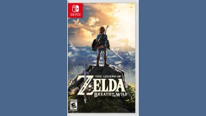 Legend of Zelda: Breath of the Wild (Switch) Game Hub