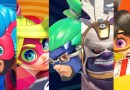 Check Out Some ARMS Artwork & We Might Even Throw In A Free Toaster