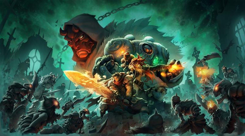 Interview With Battle Chasers: Nightwar Artist