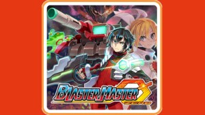 Blaster Master Zero (Switch) Game Hub
