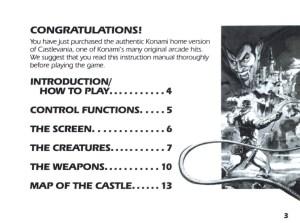 Castlevania Manual-3