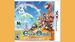 Ever Oasis (3DS) Game Hub
