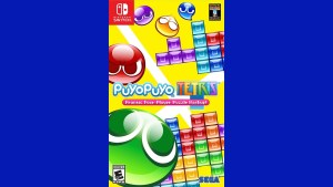 Puyo Puyo Tetris (Switch) Game Hub