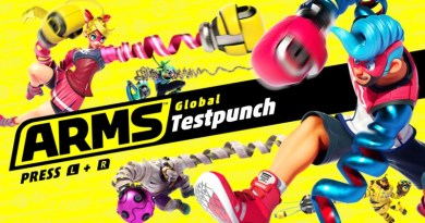 First ARMS Testpunch – Are You Ready?