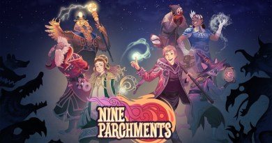Nine Parchments Preview