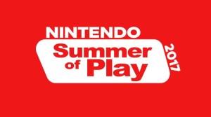 Nintendo Announces 2017 Summer Play Tour