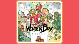Wonder Boy: The Dragon's Trap (Switch) Game Hub