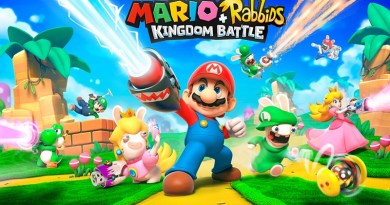 Mario + Rabbids Kingdom Battle Gets Season Pass