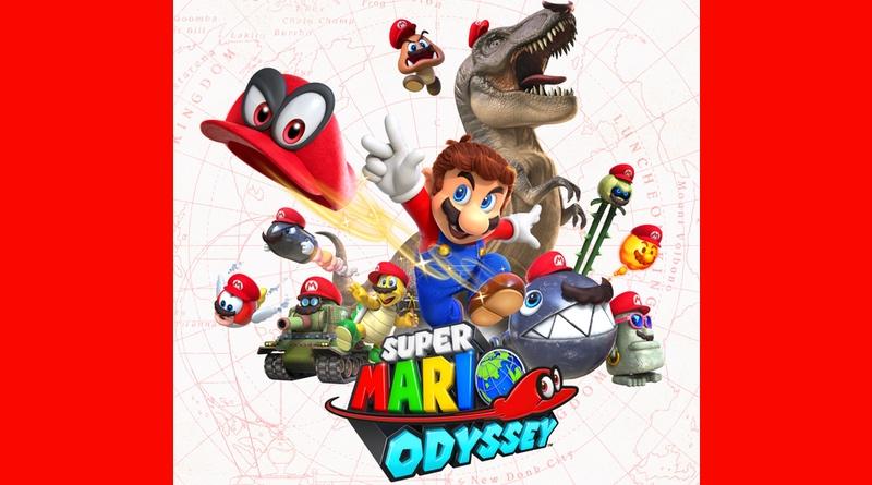 Play Super Mario Odyssey And Meet Mario Cappy Nintendo Times