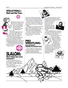 Nintendo Fun Club News - Summer 1987 - p2