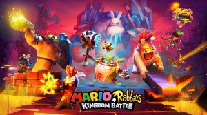 Mario + Rabbids Kingdom Battle Receives New Versus Multiplayer Mode