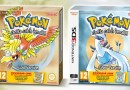 Europe Gets Physical Boxes For Upcoming Pokémon Gold & Silver