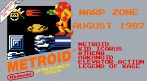 VIDEO: Warp Zone Podcast: August 1987