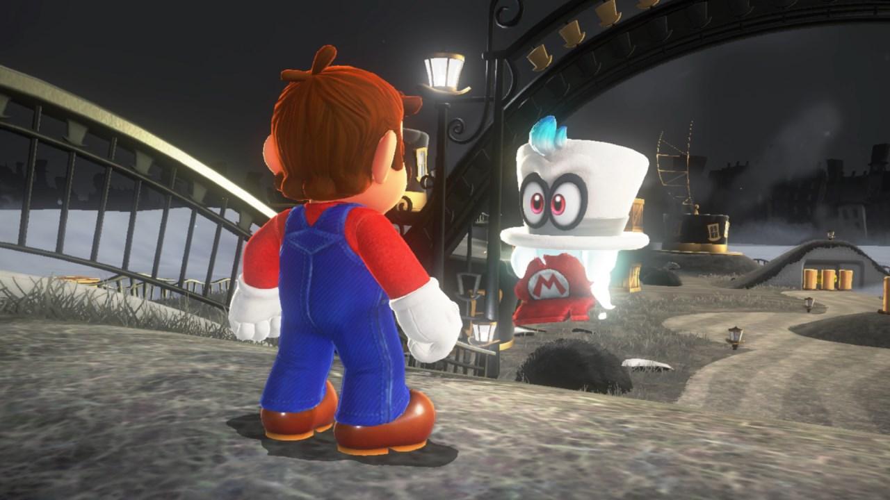 Super Mario Odyssey Review Nintendo Times