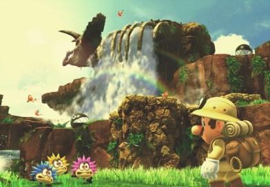 Super Mario Odyssey Trailer, Screens & Switch Bundle Info