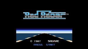 Rad Racer (NES) Game Hub