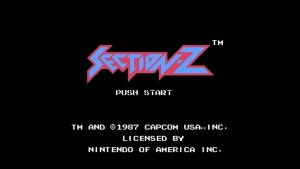 Section Z (NES) Game Hub
