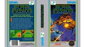 Alpha Mission Review