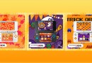 My Nintendo Rewards: Mario, Link & Animal Crossing Halloween 3DS Themes