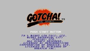 Gotcha! (NES) Game Hub