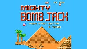 Mighty Bomb Jack (NES) Game Hub