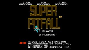 Super Pitfall (NES) Game Hub