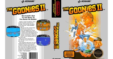 The Goonies II Review