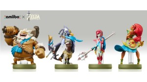 Zelda: Breath Of The Wild Champion Amiibo Functionality Revealed