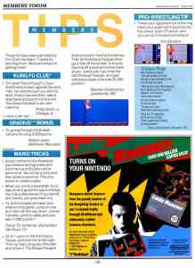 NIntendo Fun Club News | Winter 1987 - 28