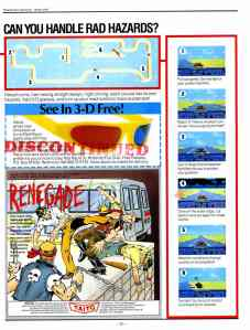 NIntendo Fun Club News   Winter 1987 - 9