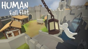 Human: Fall Flat Patched For Split Joy-Con Local Co-Op