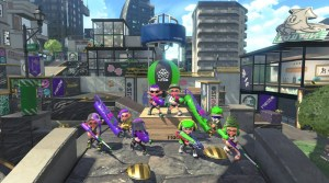 Clam Blitz Mode Now Available In Splatoon 2