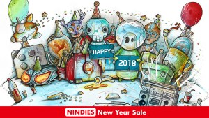 Nindies New Year Sale: Up To 35% Off Select Switch Titles
