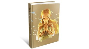 Zelda Breath Of The Wild Expanded Edition Guide Discounted & On Backorder