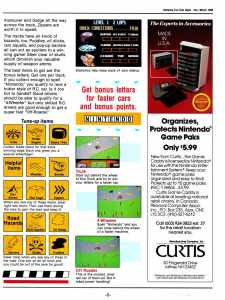 Nintendo Fun Club News | Feb-Mar 1988 RC Pro-Am-2