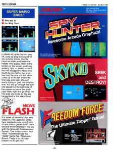 Nintendo Fun Club News | Feb-Mar 1988 Tips Tricks-2
