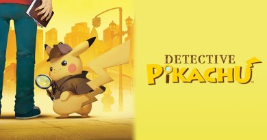 VIDEO: Detective Pikachu Gets Ready To Crack The Case
