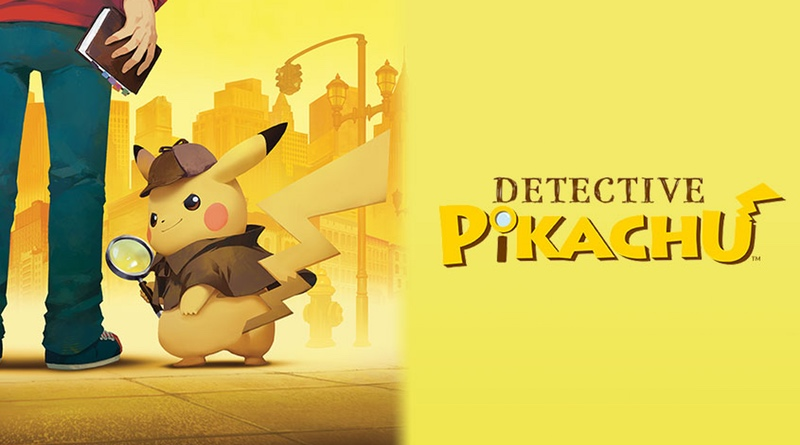 Detective Pikachu Has Arrived On The Case