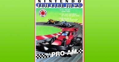 Feb/Mar 1988 Issue Of Nintendo Fun Club News