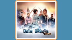 Fear Effect Sedna (Switch) Game Hub