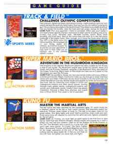 Official Nintendo Player's Guide Pg 137