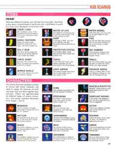 Official Nintendo Player's Guide Pg 69