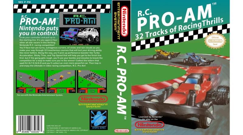 R.C. Pro-Am Review