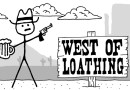 Journey To The Wild West Of Stick Figure Drawings In West Of Loathing