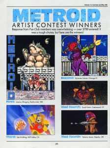 Nintendo Fun Club News April-May 1988 pg28