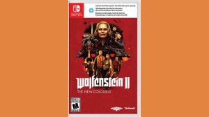 Wolfenstein II: The New Colossus (Switch) Game Hub