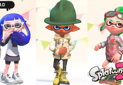 Splatoon 2 Version 3.0 Arrives Tonight For Free