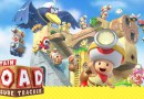 Video Updates: Captain Toad Gameplay, Just Shapes & Beats, Dillon's Dead-Heat Breakers & More