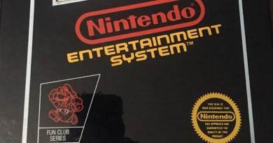 Nintendo Fun Club Binder